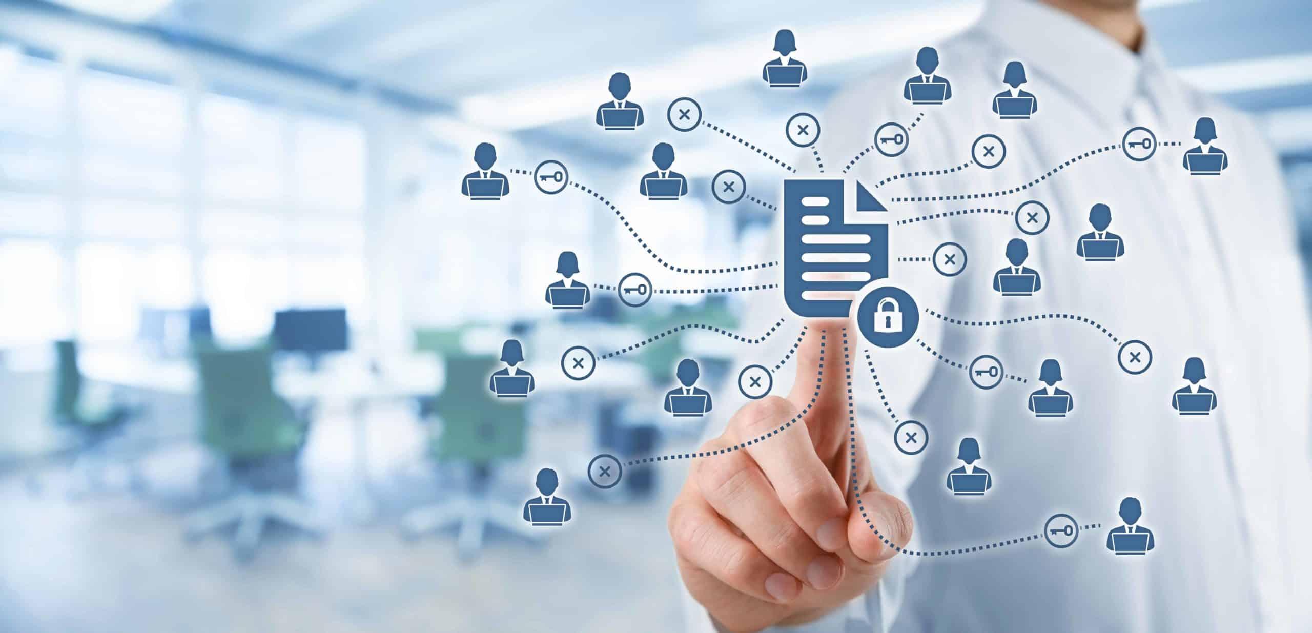 Datenmanagemet und Privatsphäre