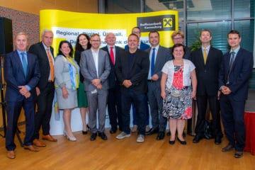 Wirtschaft Aktuell 17.9.2019 RAIBA Korneuburg