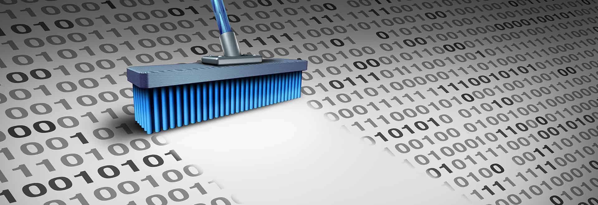 Löschen von Daten