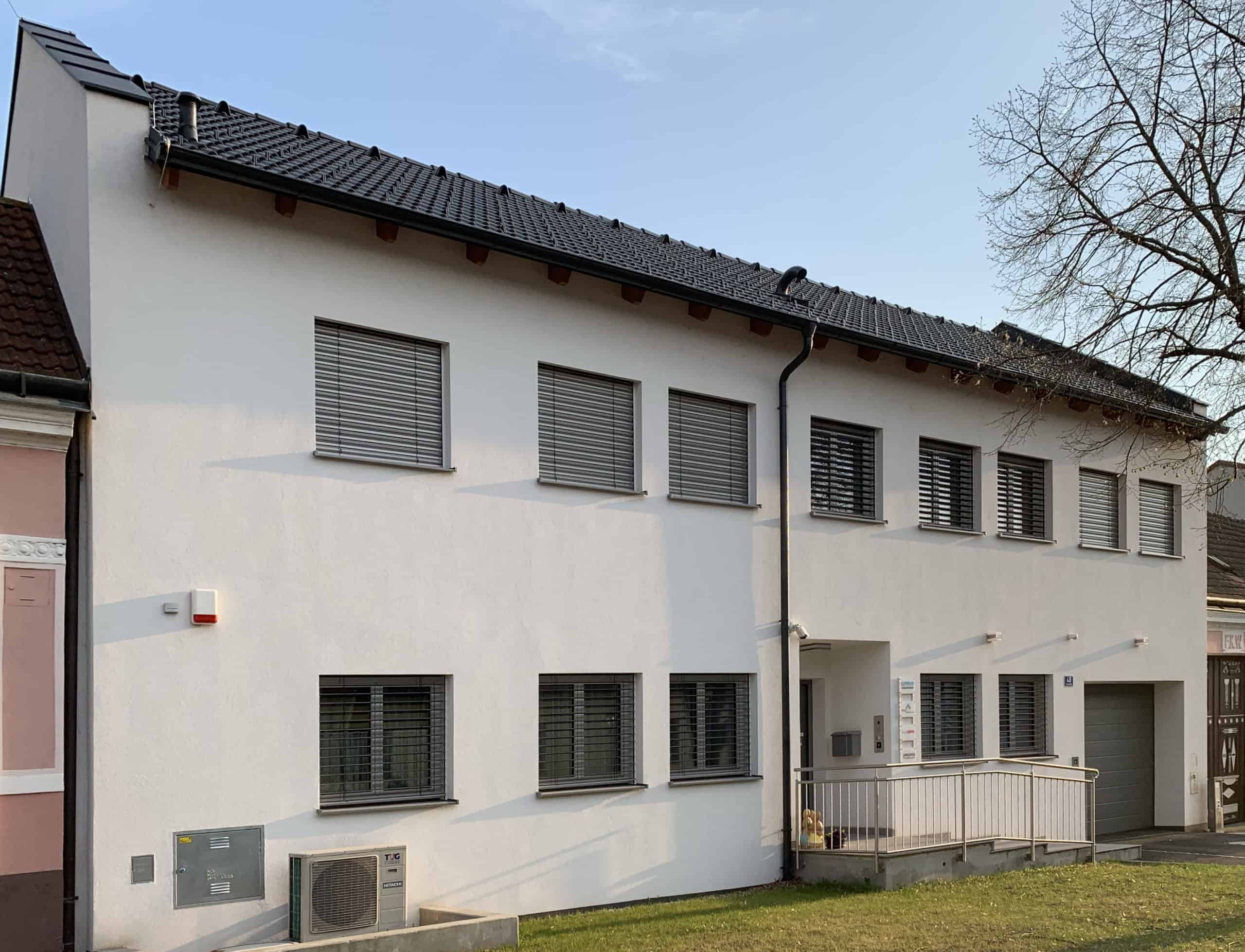 Bürogebäude der Schindler IT-Solutions GmbH